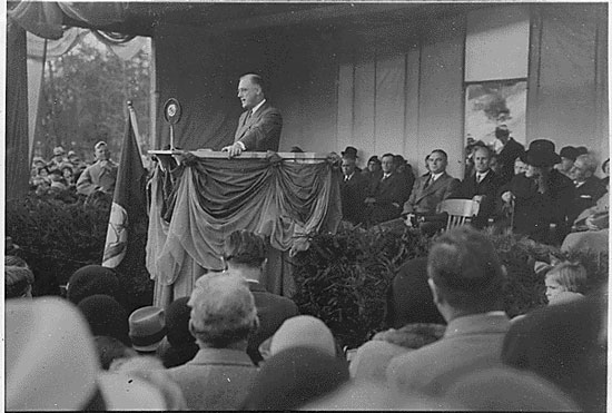 FDR in 1930