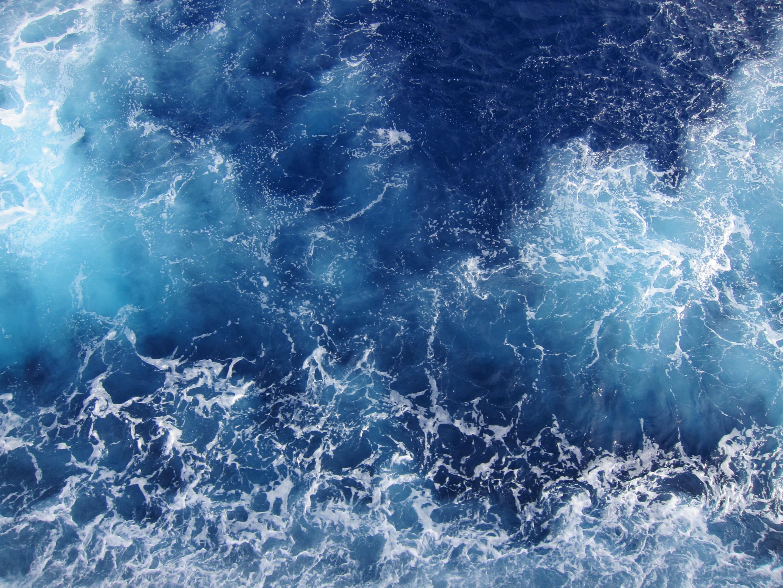 Ocean blue, © 2015 Susan Barsy