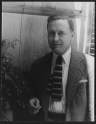 Carl Van Vechten, Photograph of F. Scott Fitzgerald (Courtesy of the Library of Congress).