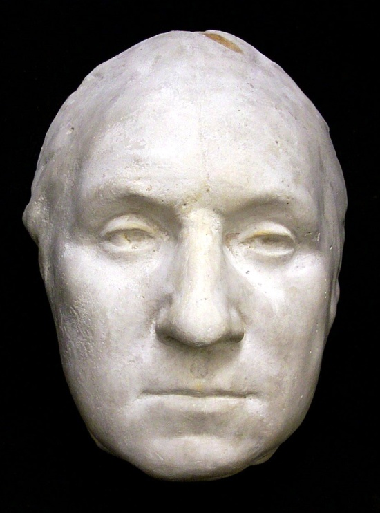 Washington Death Mask
