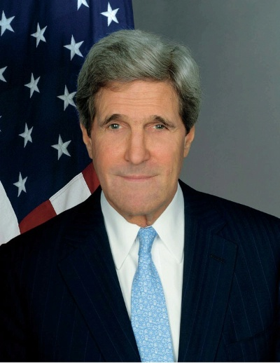 John Kerry Official Portrait 2013
