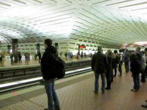 Memories of the Metro, © 2014 Susan Barsy