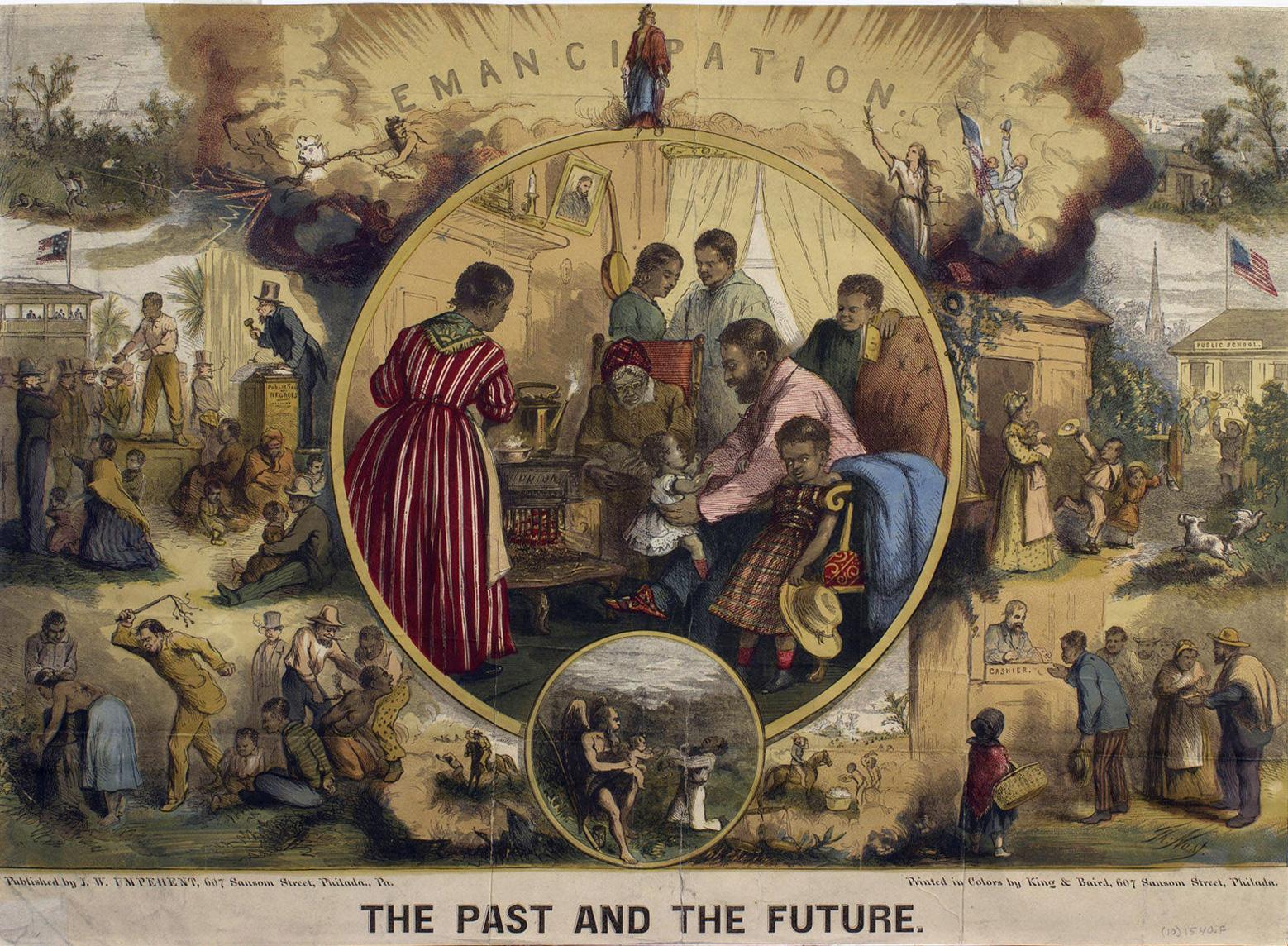 The Dream Of Emancipation 171 Susan Barsy