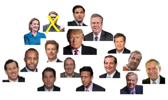 The GOP heap (September 17, 2015)