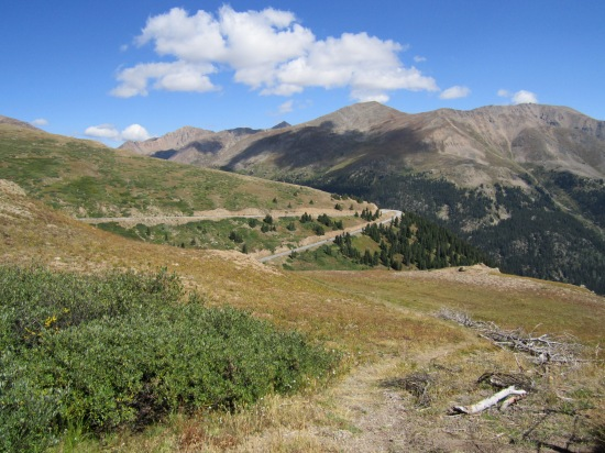 Independence Pass, Colorado